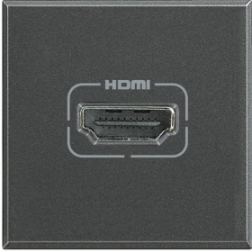 HS4284 Axolute HDMI разъем Bticino
